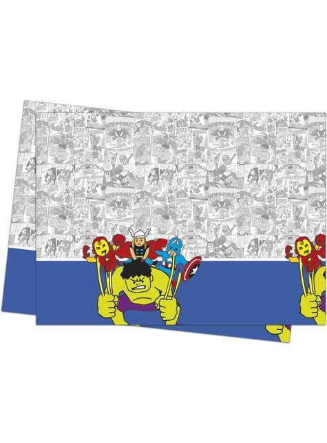 Mantel de Los Vengadores - Avengers Pop comic