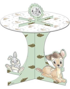 Dekorationsfat för cupcakes med Bambi - Sweet Bambi