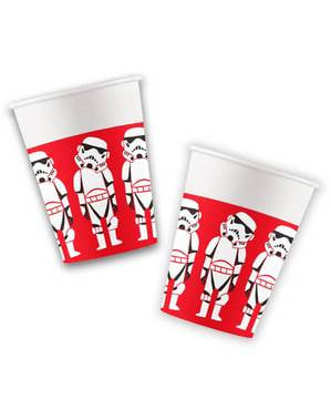 6 Fun Star Wars Kupaları - Star Wars Paper Cut