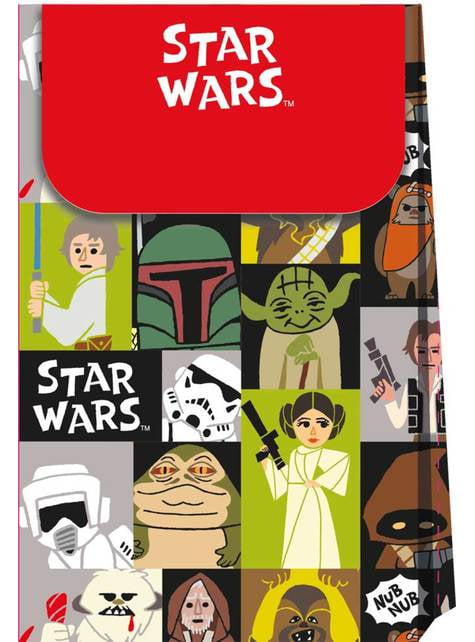 4 Fun Star Wars Party Bags - Star Wars Paper Cut