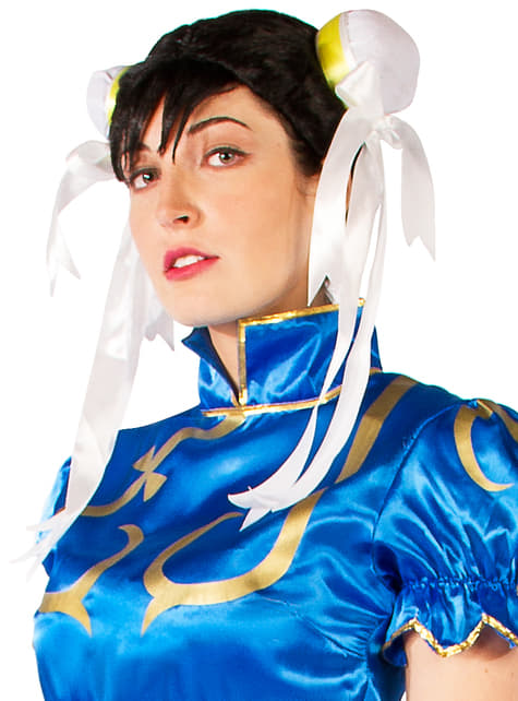 Chun-Li paruka - Street Fighter