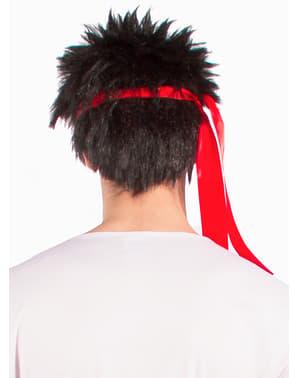 Рю парик для мужчин - Street Fighter
