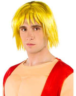 Ken-peruukki - Street Fighter