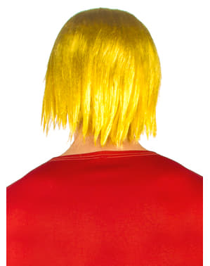 Кен парик для мужчин - Street Fighter