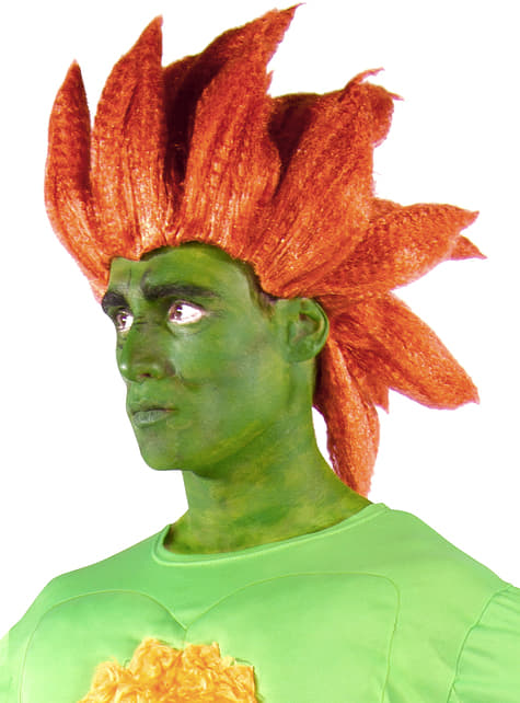 Peluca de Blanka - Street Fighter