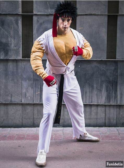 Ryu kostuum - Street Fighter