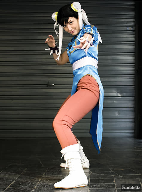 Déguisement Chun-Li - Street Fighter
