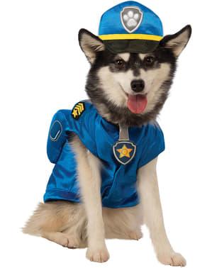 Maskeraddräkt Chase Paw Patrol till hund