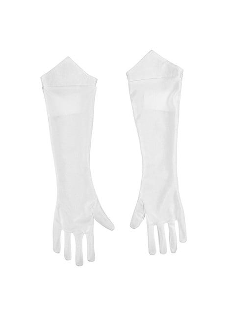 Prinzessin Peach Handschuhe für Mädchen