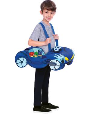 Costum Mașina lui Pisoi Eroi în Pijama pentru copii