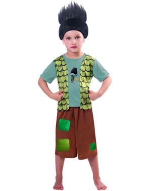 Branch Kostyme til Barn - Trolls