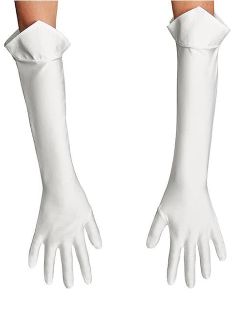 Prinzessin Peach Handschuhe für Damen