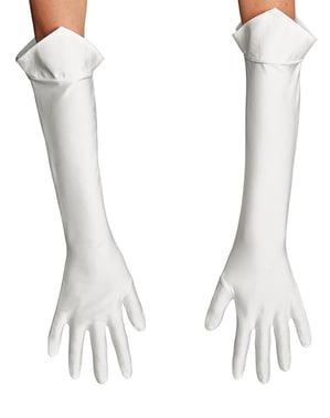 Prinsesse Peach handsker til kvinder