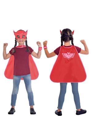 लड़कियों के लिए पीजे मास्क Owlette सेट