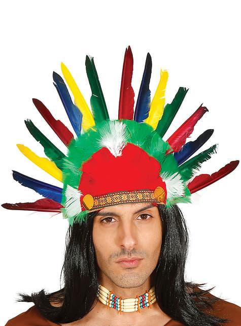 Indian Feather Headdress