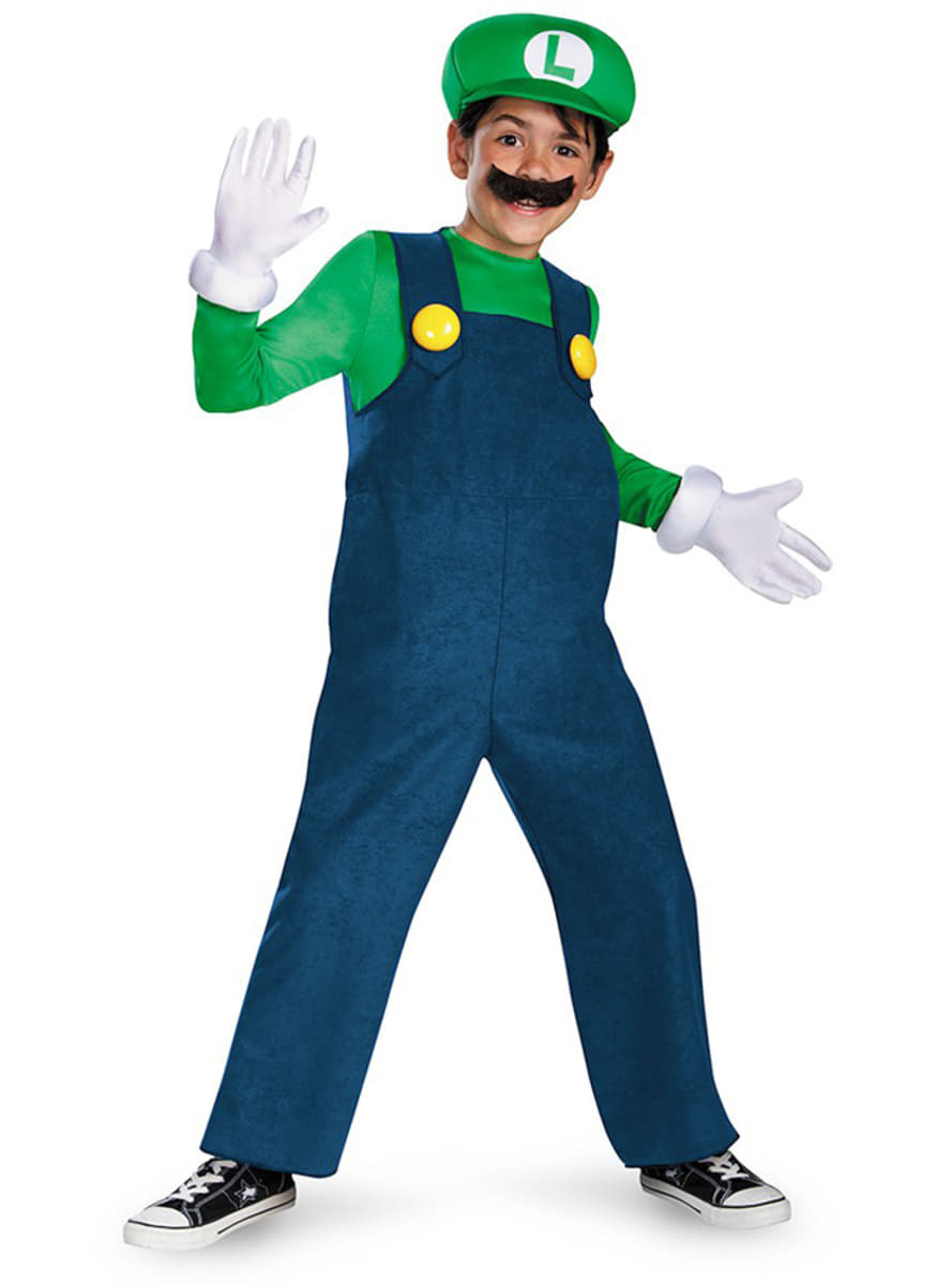 Mario Brothers Halloween Costumes