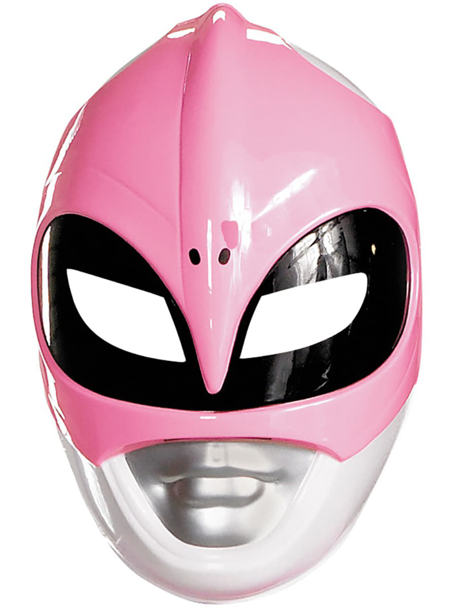 Pink Power Rangers Mighty Morphin Mask The Coolest