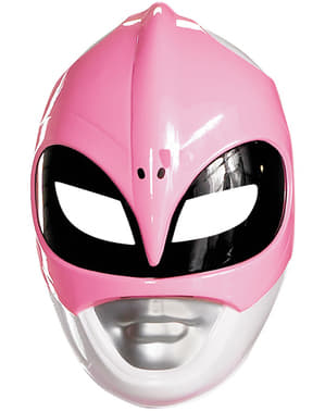 Pink Power Rangers Mighty Morphin Mask