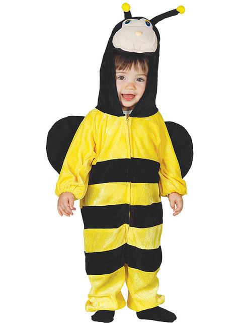 Glückliches Bienchen Kostüm für Babys