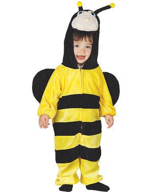 Fato de abelhinha feliz para bebé