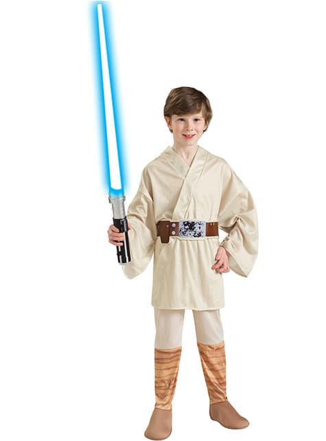 Luke Skywalker Maskeraddräkt Barn