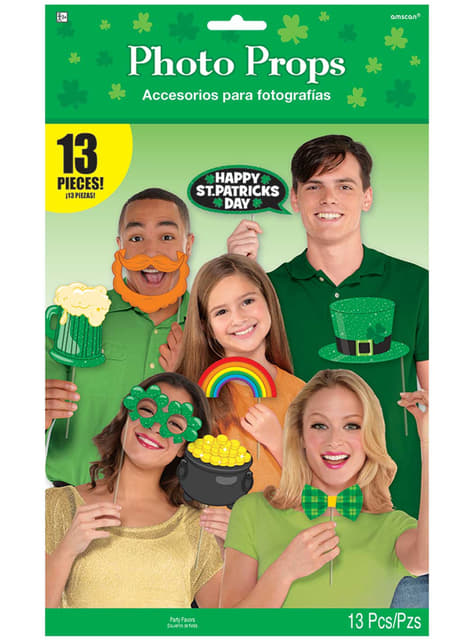 13 fun Happy St Patrick's accessories