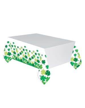 Față de masă cu trifoi St. Patrick