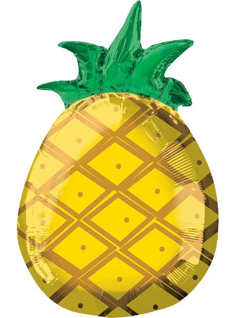 Ananas folieballon