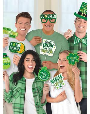 Набір 13 Happy St Patrick аксесуари