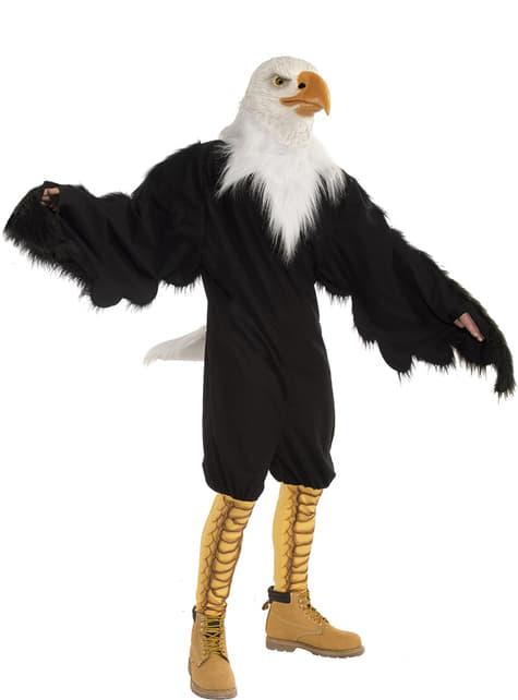 Disfraz de águila americana