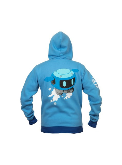 Ultimate Mei hoodie for adults - Overwatch