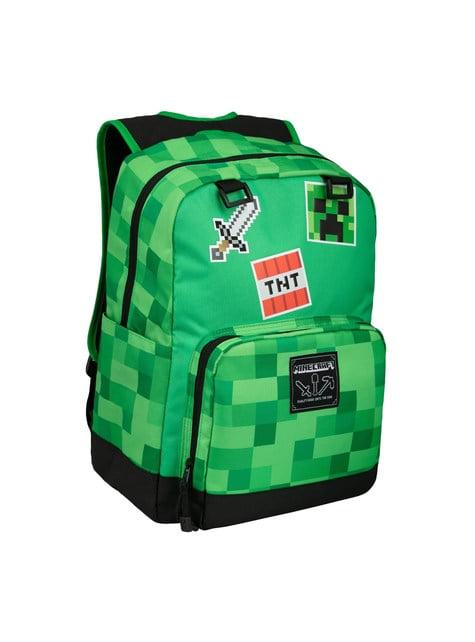 Minecraft Survival rygsæk