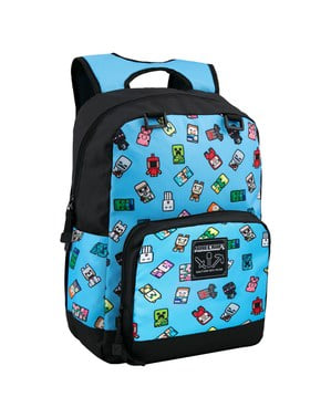 Sac à dos Minecraft Bobble Mobs