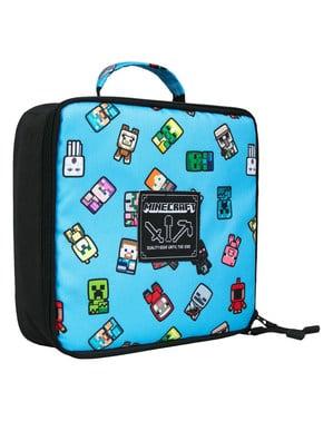Minecraft Bobble मोब्स लंच बैग