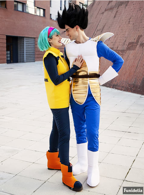 Disfraz de Vegeta - Dragon Ball - Halloween