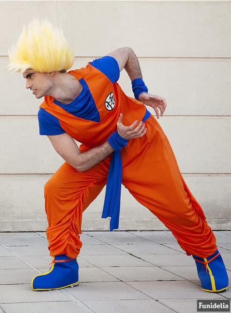 Peluca de Super Saiyan - Dragon Ball