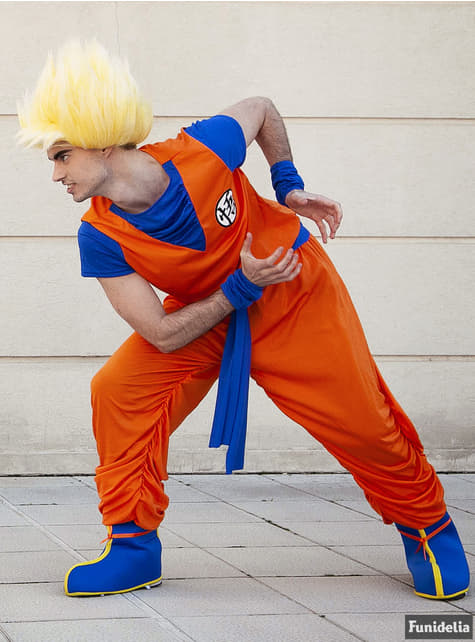 Super Saiyan Wig - Dragon Ball