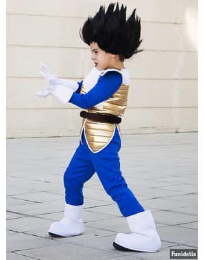 Perucă Vegeta pentru băiat - Dragon Ball