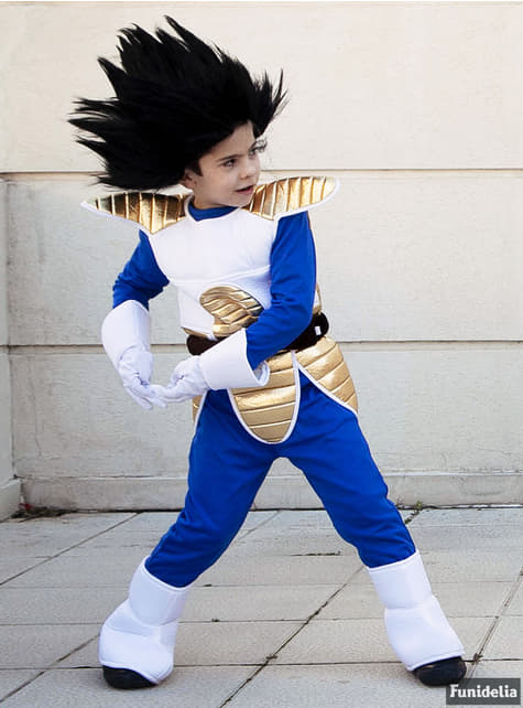 Déguisement Vegeta enfant - Dragon Ball