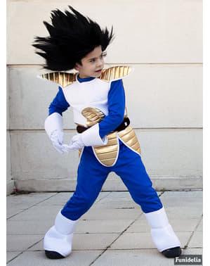 Vegeta Kostüm für Kinder - Dragon Ball