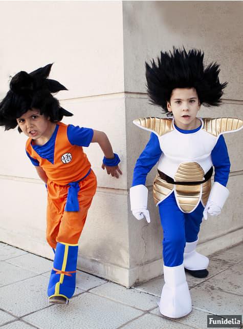 Disfraz de Vegeta para niño - Dragon Ball - traje