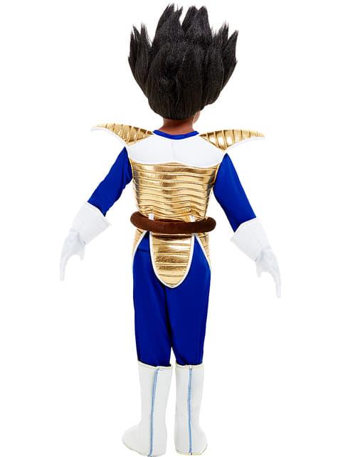 Disfraz de Vegeta para niño - Dragon Ball - originales y divertidos