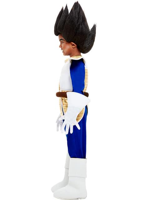 Disfraz de Vegeta para niño - Dragon Ball - ideas para disfrazarte