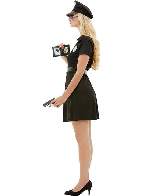 Disfraz de policía para mujer - original