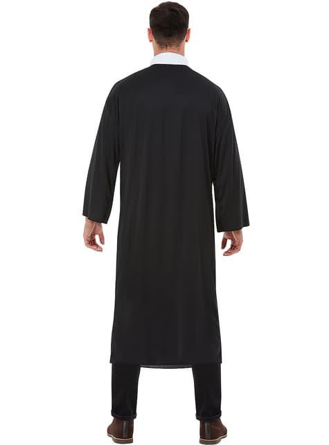 Disfraz de cura - hombre