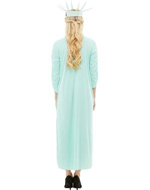 自由の女神衣装