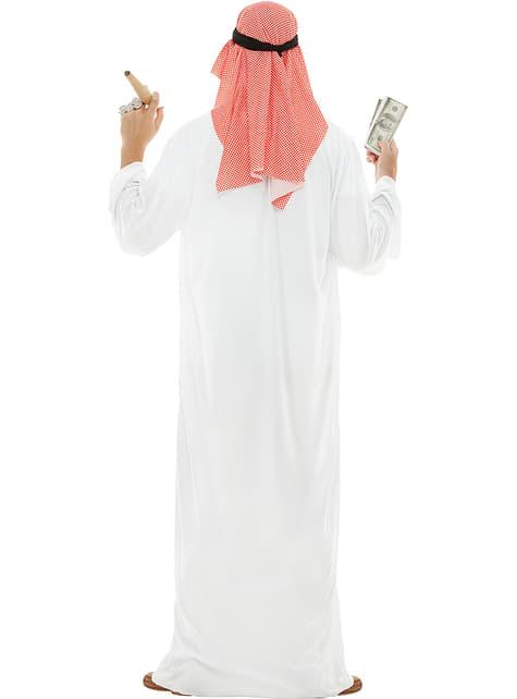 Disfraz de árabe - hombre