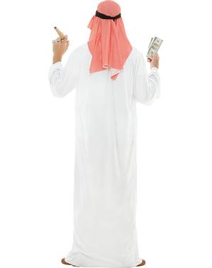 アラビアの衣装