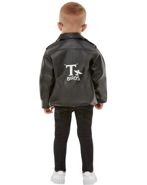 T-鸟外套为孩子们 - 润滑脂