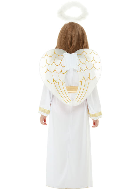 Angel costume for kids